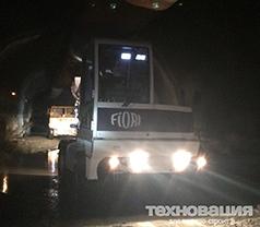 Поставка партии машин FIORI для эксплуатации в условиях горно-шахтной проходки.